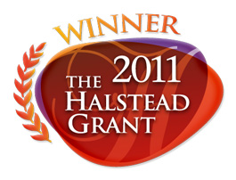 2011 The Halstead Grant Winner Layne Freedline of Layne Designs