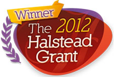 2012 The Halstead Grant Winner Susan Frerichs of Susan Elnora